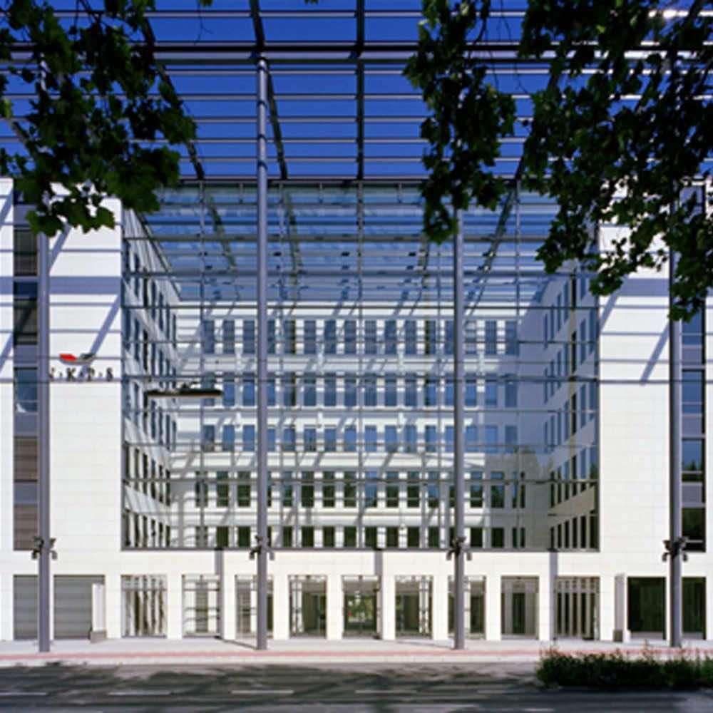 Office Park Rheinlanddamm