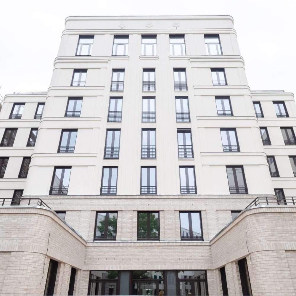 Neubau Bürohaus Deutscher BundeswehrVerband