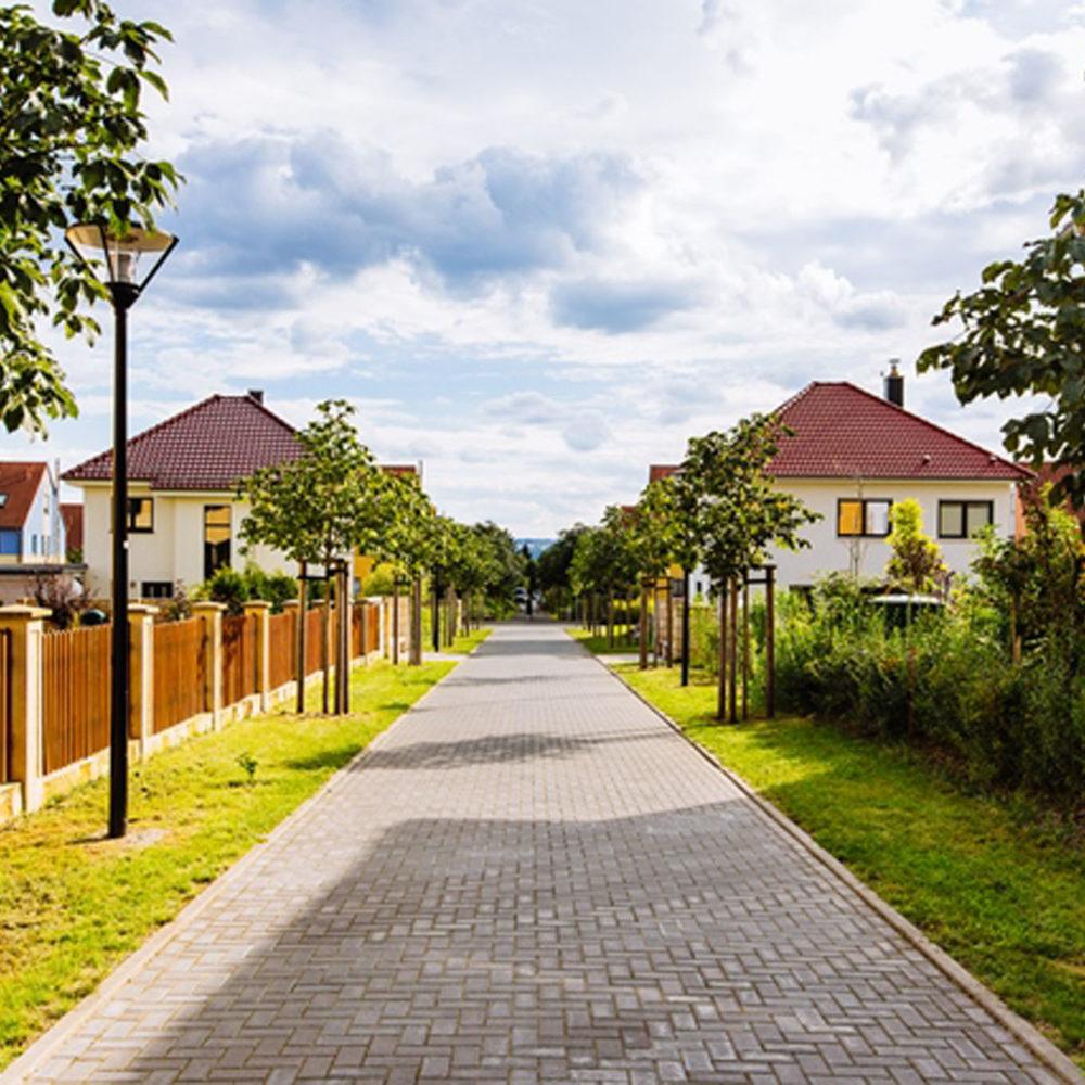 Dichterviertel Oberlössnitz
