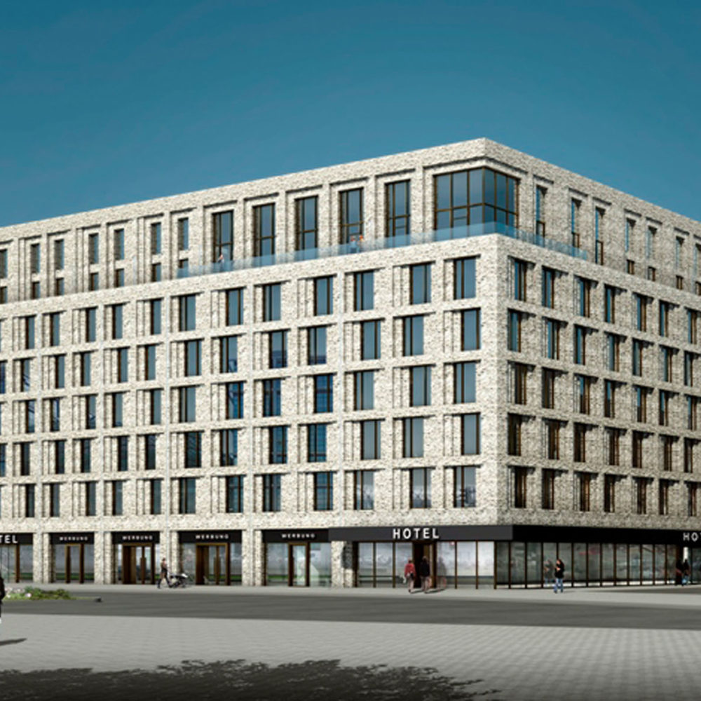Hotels am Hauptbahnhof